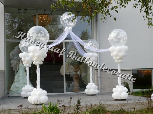 Bekend gouden bruiloft versiering rh belbin