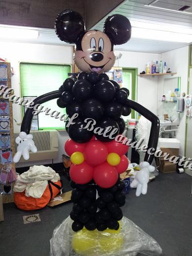 17)mickey mouse groot (opaanvraag)