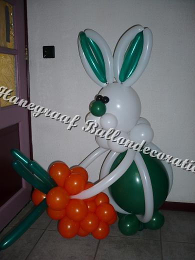 31) konijn met wortel € 25,00