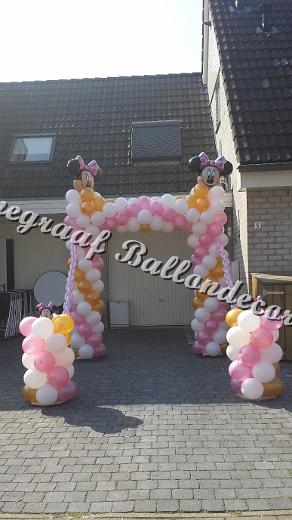 8)minnie mouse poort €145,00