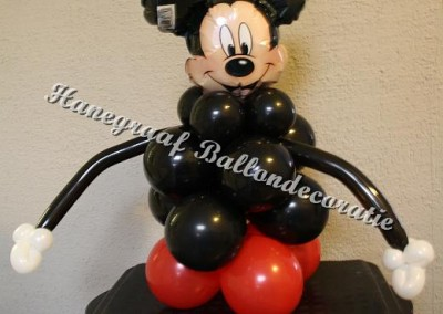 16)Mickey Mouse (ong.60cm) €10,00