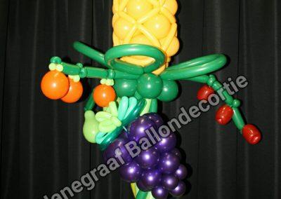 2) fruit pilaar ( op aanvraag)