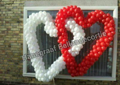 53) harten in elkaar €125,00