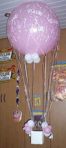 12)luchtballon € 45,00