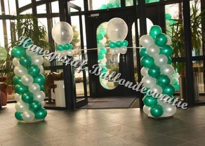 36)openings decoratie € 55,00