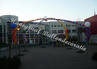 11)schoolplein versiering(op aanvraag)